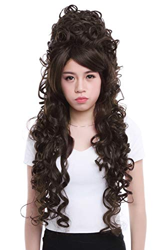 Nuoqi Women's California Marie Antoinette Hairs Wigs Cosplay