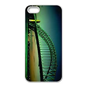 Cityscapes Bridges Hight Quality Case for Iphone 5s