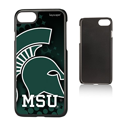 Keyscaper Michigan State University Slim Case for the iPhone 6/6S/7/8 NCAA