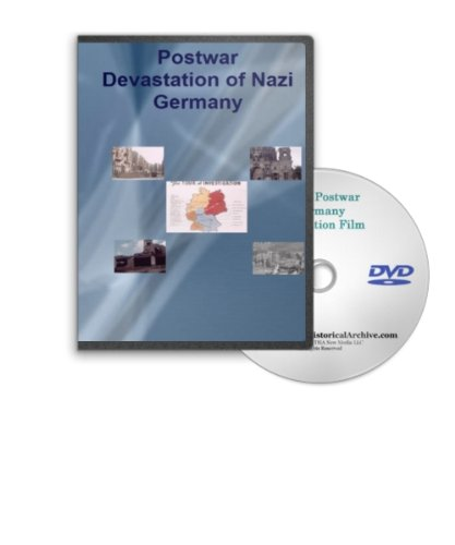 WWII Postwar Germany: 28 Months After V-E Day on DVD - An Examination of the Reconstruction of Germany After World War II (Reconstruction Of Germany After World War 2)
