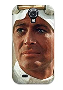Best Galaxy S4 Hard Back With Bumper Silicone Gel Tpu Case Cover Peter O??toole 8120539K92640421