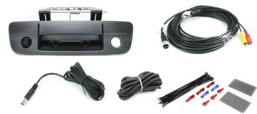 Cheap Rostra 250-8601 Tailgate Latch Handle Camera for 2010-15 Dodge Ram Trucks