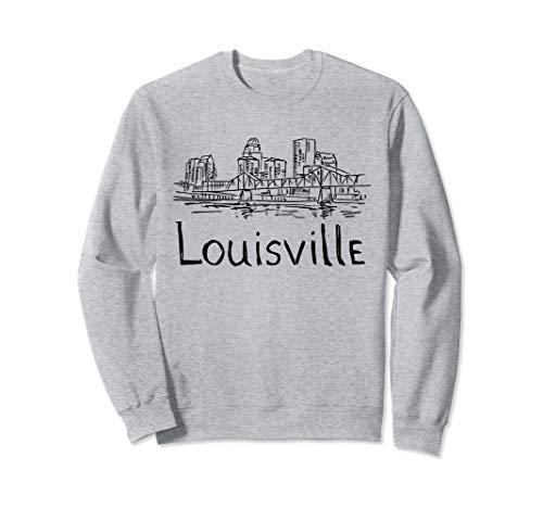 Louisville City Panorama white ()