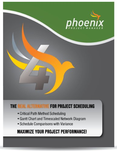 Phoenix Project Manager 4 for Mac [Download] by Phoenix Project Management Systems, LLC