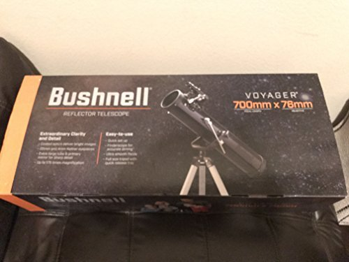 BUSHNELL 789931 Voyager SkyTour 700mm x 76mm Reflector for sale  Delivered anywhere in USA