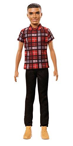 Barbie Ken Fashionistas Plaid on Point Doll, Slim