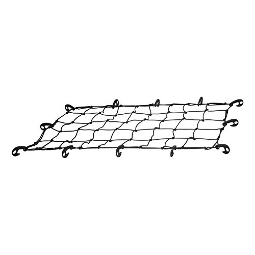 (CURT 18202 Elastic Cargo Net with Hooks, 43-Inch x 24-Inch)