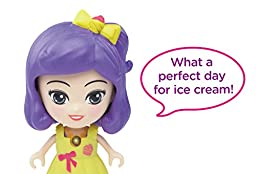 VTech Flipsies Clementine\'s Kitchen and Ice Cream Cart Playset
