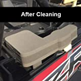 UNDER COVER Clutch/CVT/Engine Filter Systems/Intake and Air Box Wash Plugs For Polaris RZR 1000 XP XP4