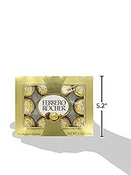 Ferrero Usa Rocher, 12 pieces, 5.4 oz
