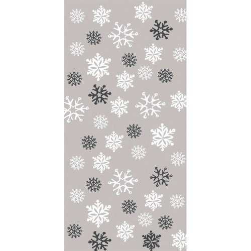 Creative Converting 71041 20 Count Snowflake Cello (Snowflake Treat Bags)