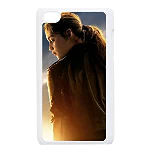 ipod 4 White Terminator phone case Christmas Gifts&Gift Attractive Phone Case HLR500324225