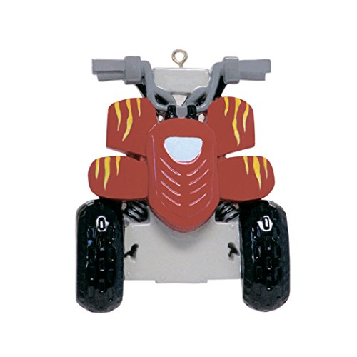 Personalized ATV Christmas Ornament for Tree 2018 - for sale  Delivered anywhere in Canada