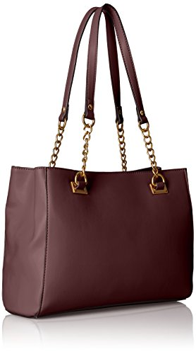 Anne Klein Luxury Chain Tote Pom