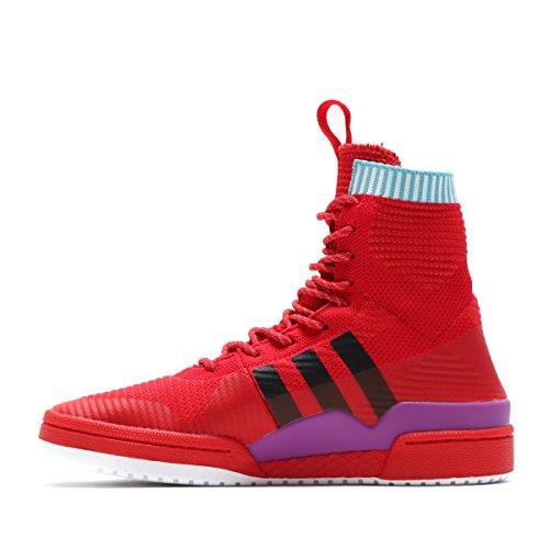 adidas Originals Men's Forum Primeknit Winter Sneakers BZ0645,Size 11
