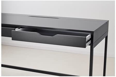 Ikea Alex – Escritorio, Gris – 131 x 60 cm: Amazon.es: Hogar