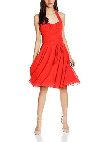 Astrapahl, Vestido para Mujer Rojo (Rostrot)