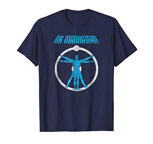Watchmen Dr. Manhattan Anatomy T Shirt ()