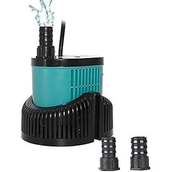 Amazon com : TERA PUMP Electric Fish Tank Aquarium Cleaning