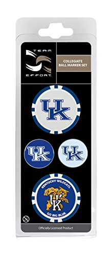 (Team Effort Kentucky Wildcats Ball Marker Set)