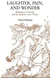 Laughter, Pain and Wonder, David Richman, 0874133882