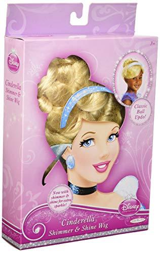 Disney Princess Cinderella Shimmer and Shine Wig