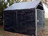 Rocky Mountain Goods Heavy Duty Mesh Tarp - UV