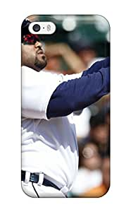 Excellent Design Detroit Tigers Phone Case For Iphone 5/5s Premium Tpu Case