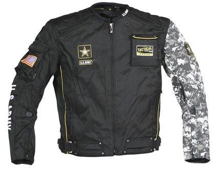 (U.S. Army 0701-2005 Textile Jacket Xl Black/Grey /)