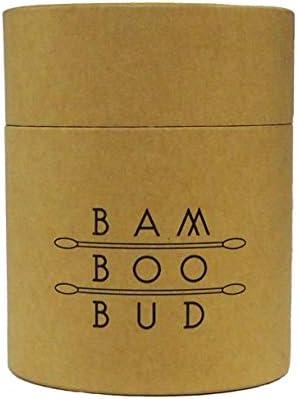 Bam Boo Bud – 200 bastoncillos de algodón de bambú de la más alta ...