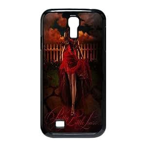 [H-DIY CASE] For SamSung Galaxy S4 Case -Popular TV Pretty Little Liars-CASE-7