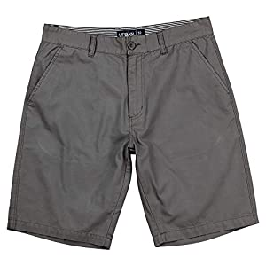 Urban Boundaries Men's Flat Front Chino Shorts