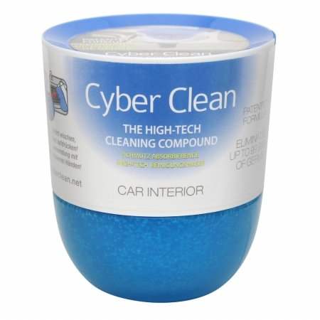 Cyber Clean Car Interior Detailer Cup 5.64 Ounce (160 Grams), Pack of 3 by Cyber Clean