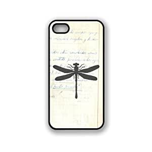 Vintage Paper Dragonfly Samsung Note 3 Cover Case For Samsung Note 3 Cover Fits Samsung Note 3 Cover
