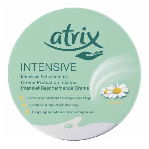 Atrix Intensive Protection Hand Cream Perfume-free with Chamomile 150 Ml (Protection Intensive)