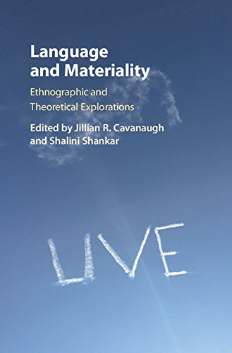 Language and Materiality: Ethnographic and Theoretical Explorations