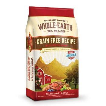 Merrick Whole Earth Farms Grain-Free - Beef & Lamb - 25lb