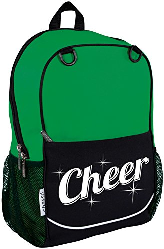 Chassé Shine Cheer Backpack For Girls - Cheerleading Travel Bag