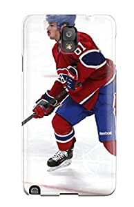 Fashion Protective Montreal Canadiens (44) Case Cover For Galaxy Note 3
