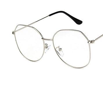Gafas de Sol Vintage Fake Gafas de Marco Mujeres Hombres ...
