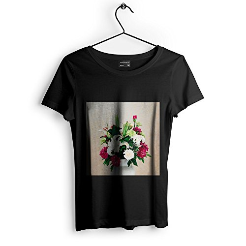 Telefloras Ring (Westlake Art Unisex T-Shirt - Flower Arranging - Graphic Tee - Black Adult Medium (e3t ad6 fb9))