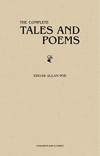 Amazon Edgar Allan Poe The Complete Tales And Poems Ebook