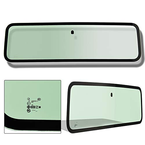 - Make Auto Parts Manufacturing - New DOT Approved Green Tinted Windshield Glass For Jeep Wrangler YJ 1987-1995 - Hollander - 275-05403A