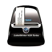 Dymo - S0838820 LabelWriter 450 Turbo Imprimante d'Etiquettes USB