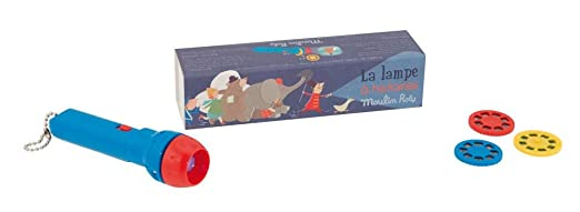 Amazon.com: Moulin Roty – Kids Story linterna/antorcha ...