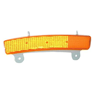 OE Replacement Nissan/Datsun 350Z Front Passenger Side Reflector (Partslink Number NI2557101): Automotive