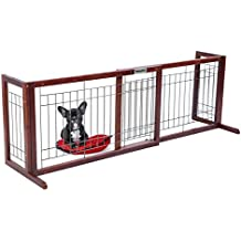 """DazzPet Free Standing Pet Gates 