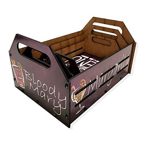 Kit Caixa Decorativa - Drink