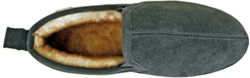 Slipper Grey Cody Sheepskin Tamarac Slippers International Charcoal Men's by qY8HxZ
