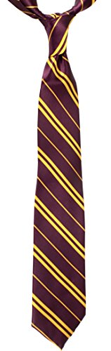 Wizard Tie; Costume Accessories - Wizard Ties (Hufflepuff Robes)